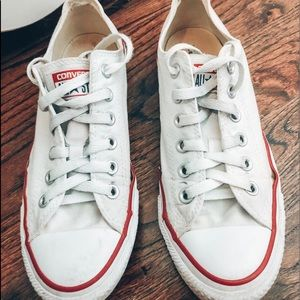 white low tops!